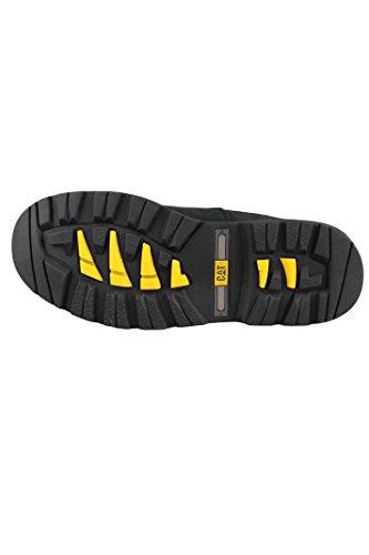 Caterpillar Colorado Plus - Botas de Piel para hombre Negro negro