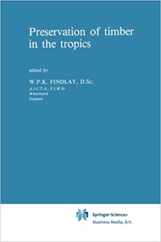 Read Preservation of timber in the tropics (Forestry Sciences) PDF, azw (Kindle)