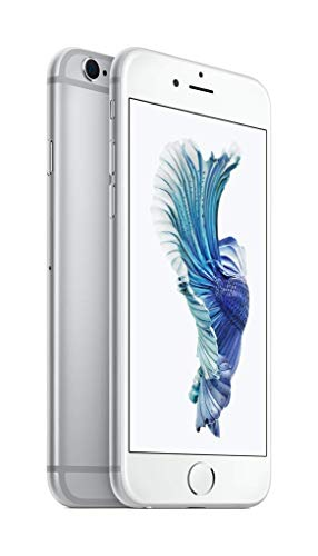 Apple iPhone 6S, GSM Unlocked, 32GB - Silver (Refurbished)