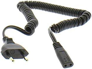 Braun - Cable de alimentación para afeitadora eléctrica: Amazon.es ...