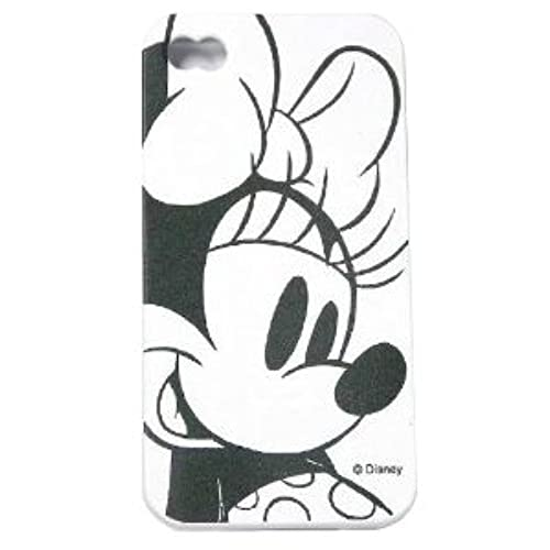 good BUKIT CELL Disney ® Minnie Mouse Flexible TPU SKIN Protector Case Cover (Black and White Minnie Original Sketch Draw) for Apple iPhone 4S / 4G / 4 (Fits any carrier AT&T, VERIZON AND SPRINT) + Free WirelessGeeks247 Me