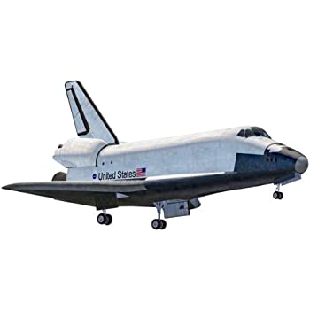 revell germany space shuttle atlantis model kit - photo #18