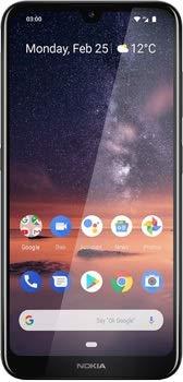 6. Nokia 3.2 (Black, 32 GB) (3 GB RAM)