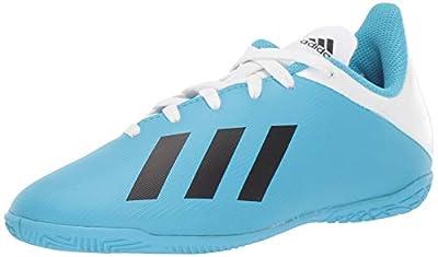 adidas Kids' X 19.4 Indoor Soccer Shoe