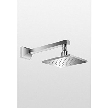Toto TS930A1L#CP 8-Inch Lloyd Rain 1.75-GPM Showerhead, Polished Chrome