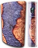 JWraps Exotic Wood 4 Custom E-Cigarette Protective Vinyl Skin Wrap for Pioneer4you IPV5 MOD Vaporizer