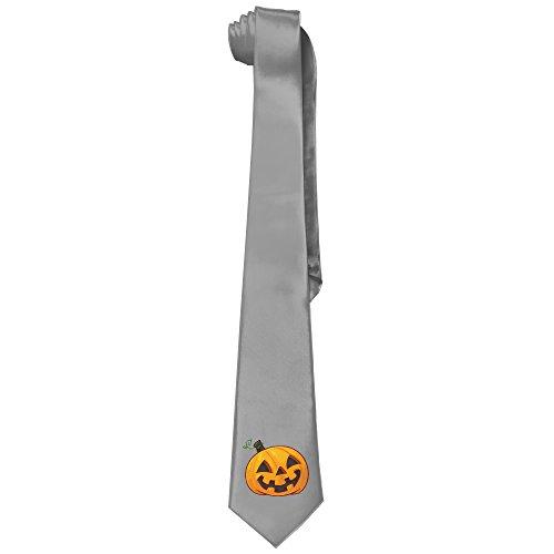 NF18G Mens Mens Collections Halloween Pumpkin Necktie Ties (Luke Kirby Halloween)