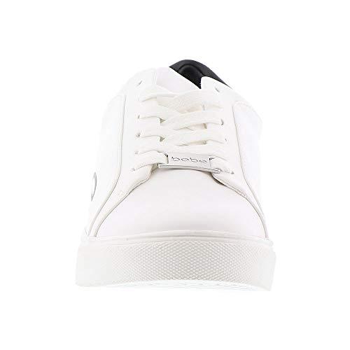 Sneaker Charley bebe Black Women's White AEqq5xzrw
