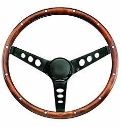 Grant 313 Classic Wood Steering (Grant Classic Steering Wheel)
