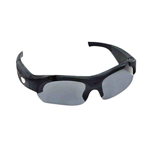 La De Bicycle Cámara 2 DV Gafas Record De De Driving Al Libre Video HD Sol Smart Deportes Glasses Aire Los 1080P ZtZwd