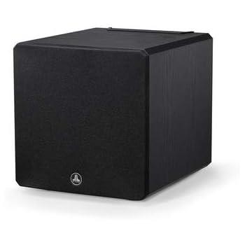 "Amazon.com: JL Audio E110 10"" Powered Subwoofer (Black Ash"