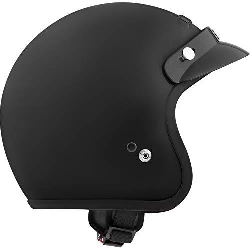 CKX 349781 VG-300 Kids/ Youth/ Juniors Helmet, Matte Black, Small/Medium