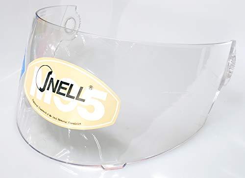 (HJC Clear Motorcycle Helmet Shield-Fits CL-10, FG-10K, FG-9 )