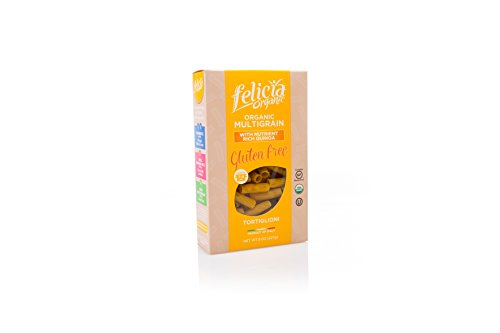 Felicia Organic – Multigrain Tortiglioni (Pack of 6)
