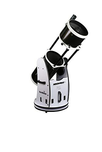 SkyWatcher S11810 GoTo Collapsible Dobsonian 10-Inch (White) (Best 10 Inch Telescope)