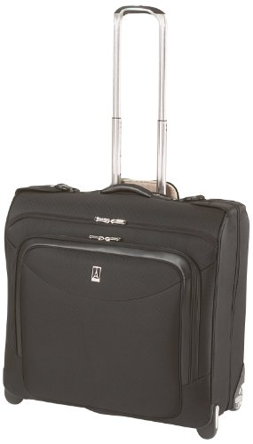 Travelpro Luggage Platinum Magna 50 Inch Expandable Rolling Garment Bag, Black, One Size by Travelpro