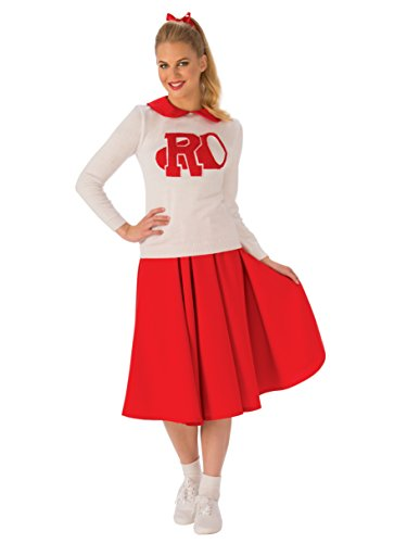 Rubie's Costume Co Women's Grease, Rydell High Cheerleader Costume, As Shown, Standard]()