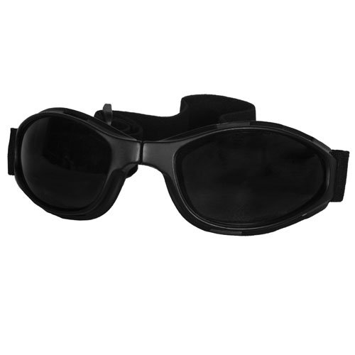 Fox Outdoor Crossfire Small Folding Goggle Anti-Fog - Smoke Lense Crossfire Folding Goggles