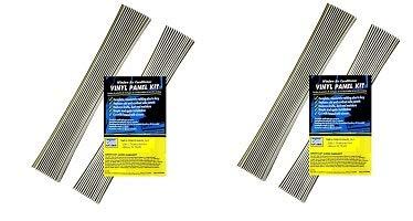 AC-205 New Expandable Vinyl Side Panel kit (2-(Pack)) ()