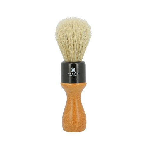 Vie-Long Long Handled Horse Hair Shaving Brush