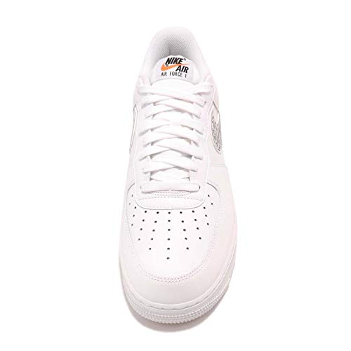 white Scarpe Lv8 Uomo Fitness Orange 100 total Multicolore Jdi 1 Air white Force Da Lntc Nike '07 black 0ngARxwq