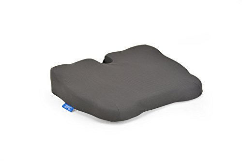 Contour Products Kabooti Coccyx Foam Seat Cushion, Gray
