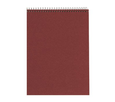 "OfficeMax Recycled Top Bound Notebook, 8-1/2"" x 11-3/4"", 100 sheets, College Ruled"