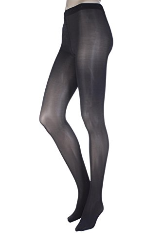 ladies-1-pair-oroblu-50-denier-all-colours-opaque-tights-grey-small-medium