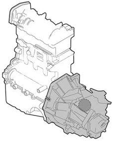 Borg /& Beck BEM4187 Engine Mounting Rear Transmission End