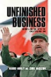 Unfinished Business, Morris H. Morley and Chris McGillion, 0521817161