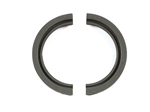 Lip Seal Crankshaft - Mr. Gasket 1960 Silicone-Dual Lip Rear Main Seal