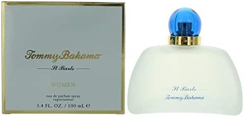 Toṁmŷ Baĥamă St. Barts by Toṁmŷ Baĥamă EDP Spray for Women 3.4 FL.OZ./100 ml