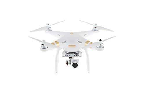 DJI Phantom 3 4K Quadcopter with 3-Axis Gimbal (Certified Refurbished)