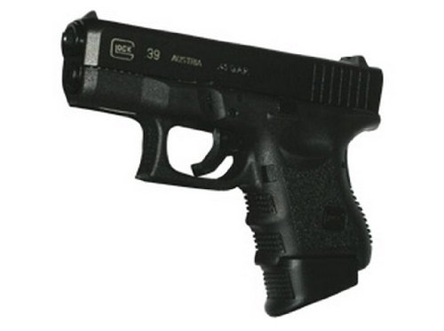 Extension Magazine - Pearce Grip Extension for Glock 26, 27, 33, 39