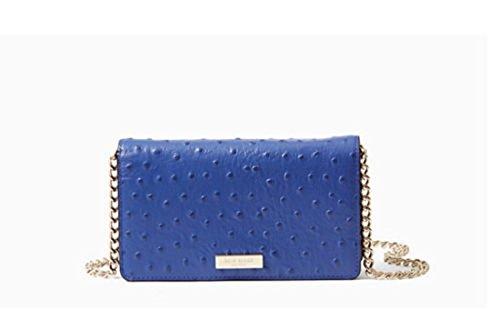 Kate-Spade-New-York-Alexander-Avenue-Ostrich-Embossed-Isabeli-Crossbody-Lake-Blue