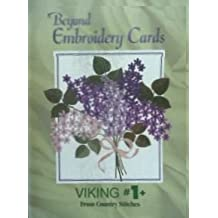 Beyond Embroidery Cards - Viking #1+