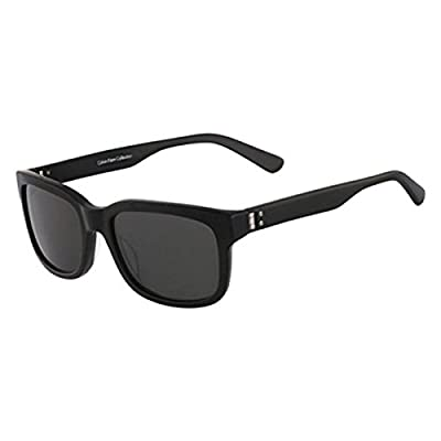 Calvin Klein Collection Mens UV Protection Fashion Rectangle Sunglasses