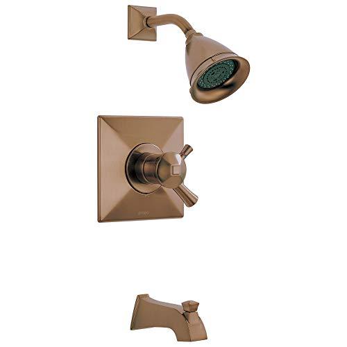 Brizo Vesi Brushed Bronze Tempassure Tub / Shower Trim