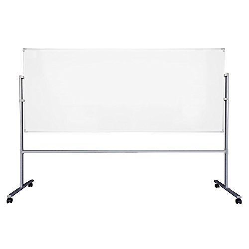 (MooreCo Essentials Economy Mobile Magnetic Whiteboard Easel, 40