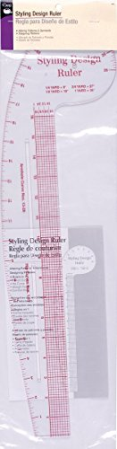 Dritz Styling Design Ruler - Edge Pattern