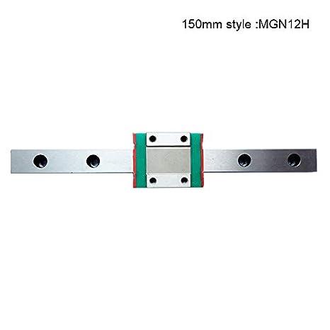 Suppyfly - Guía Lineal en Miniatura para Manualidades, Piezas CNC ...
