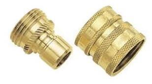 Twinkle Star Garden Hose Brass Quick Connector Set, TWIS551