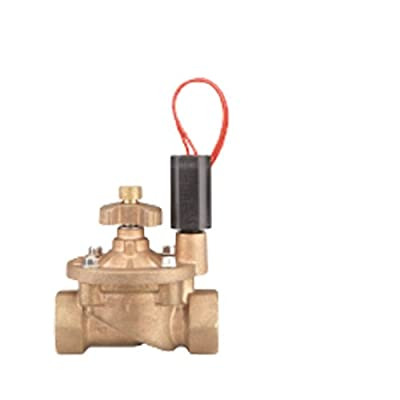 Hunter Sprinkler IBV101GFS IBV Series Globe Valve with Filter Sentry, 1-Inch from Standard Plumbing Supply-LG