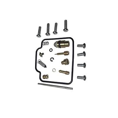 All Balls 26-1080 Carburetor Repar Kit (Arctic Cat 300 2x4/4x4/Utility): Automotive
