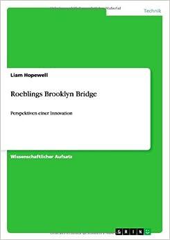 Book Roeblings Brooklyn Bridge