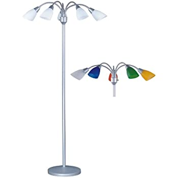 Park madison lighting pmf 4655 60 70 tall 5 light floor lamp with park madison lighting pmf 4655 60 70 tall 5 light floor lamp with aloadofball Choice Image