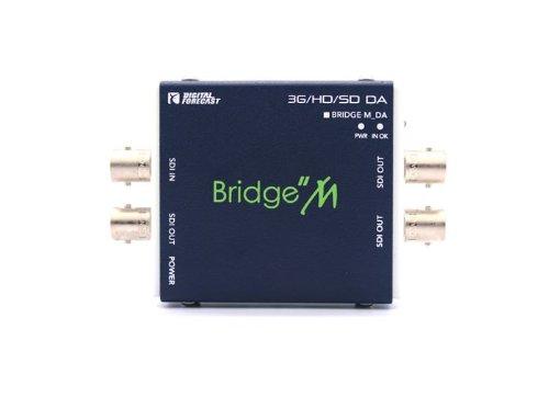 DFCAST Bridge1000 M_DA 3G/HD/SD DA Including Brochure & Spec by Bridge
