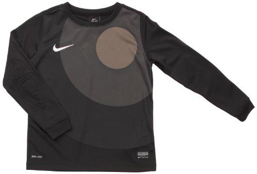 NIKE Youth Goal Keeper Jersey Size XL Black/smok