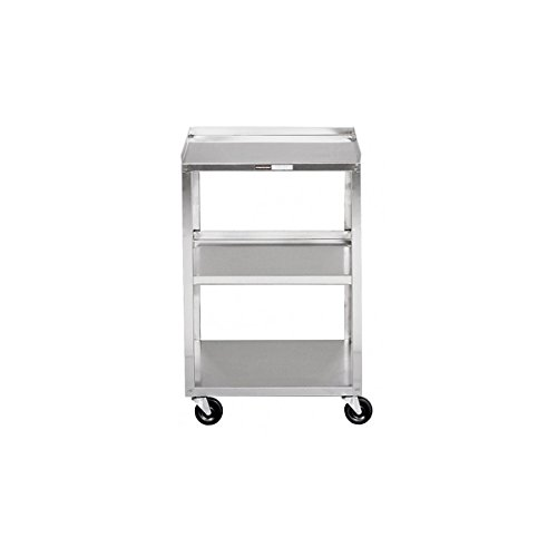 Chattanooga 4004 W50499 MB-T Stainless Steel Cart by Chattanooga