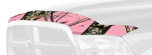 Mossy Oak Graphics 10008-BS-BUP Break-Up Pink Camouflage Bug Shield (Camo Bug)